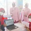 Yayasan Kemala Bhayangkari Daerah Sulsel Salurkan 27 Laptop Bantuan Pertamina Foundation