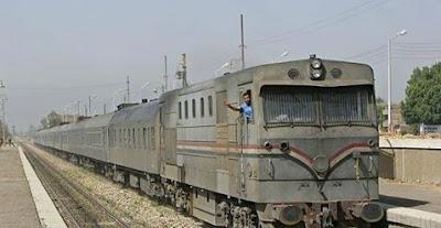 بعد خروج قطار عن القضبان.. عودة الحركة لخط القاهرة - طنطا