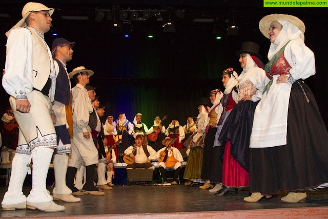 """La Agrupación Folklórica """"Alfaguara"""" participa en el """"Festival de las Islas 2019"""" de Tenerife"""