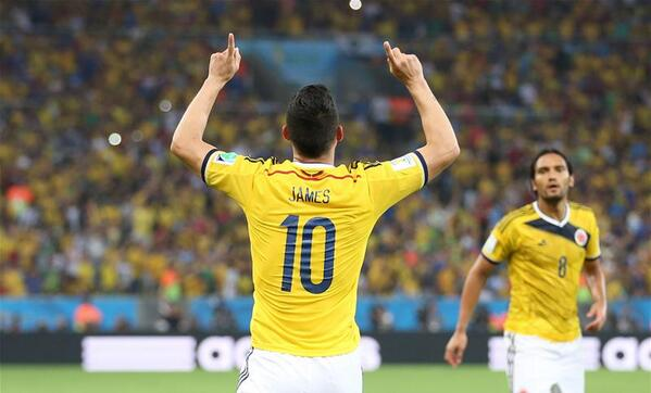 Kolombia vs Paraguay