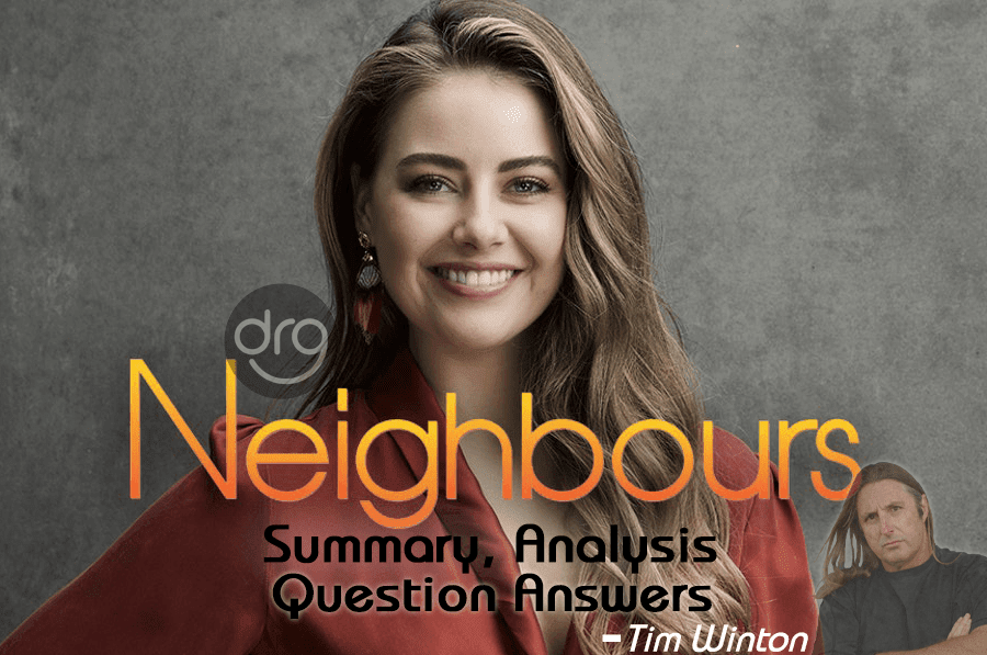 Neighbours-Summary-Analysis-and-Question-Answers-Grade-12-English-Section-II-Literature-Unit-1-Short-Stories