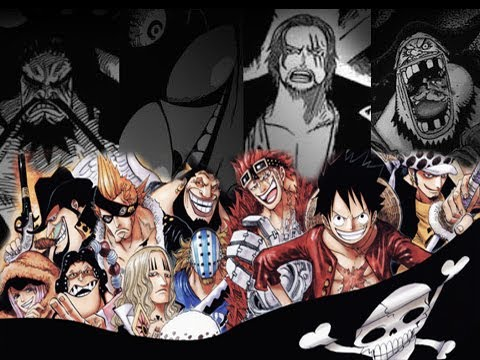 One Piece 1002: A New Attack Appears in the Yonkou vs Supernova Battle | Spoiler and Leaks