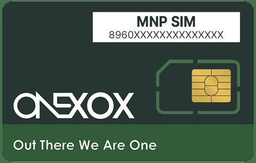 ONEXOX Black MNP