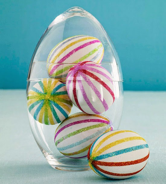 Как покрасить яйца к пасхе