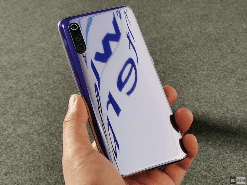Xiaomi Mi 9 dominates the top 2 spots