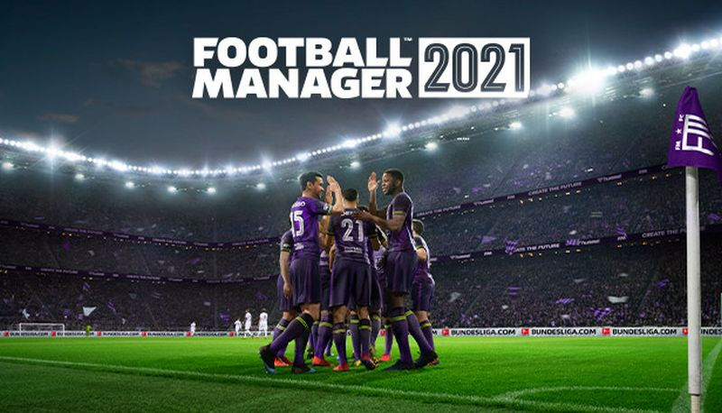 Football Manager 2021 game