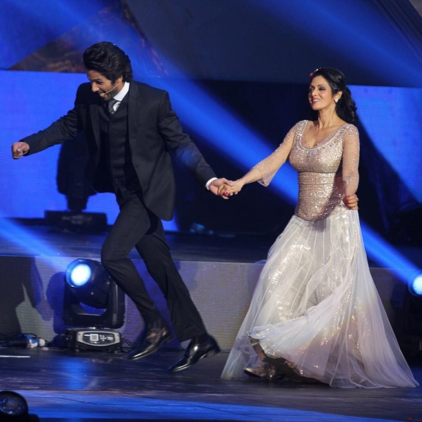 Image result for sridevi with shahid kapoor