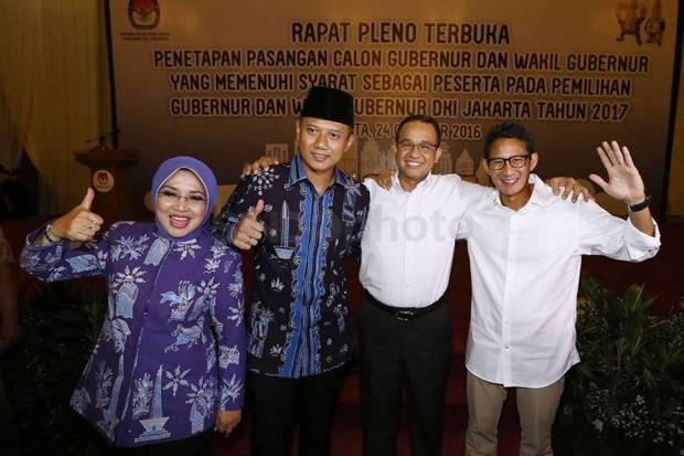 PKS Buka Ruang untuk Parpol Pendukung AHY-Sylvi Dukung Anies-Sandi