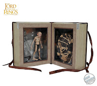 San Diego 2021 Diamond Select Lord of the Rings Deluxe Action Figure Box Set 01