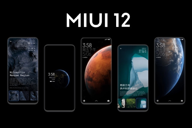 Xiaomi Redmi Note 8 Pro starts receiving MIUI 12 Stable Beta.