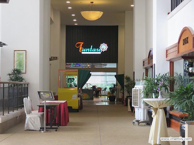 Funtasia, Hotel Bangi-Putrajaya