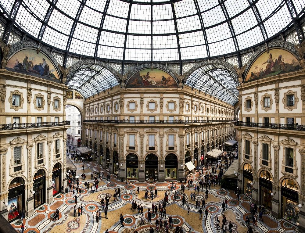STAY SMALL, STAY LOCAL AT GALLERIA VIK MILANO IN MILAN, ITALY