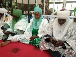 Ex Bauchi Governor Isa Yuguda's Son Marries Sultan Of Sokoto's Daughter