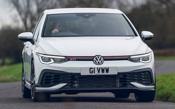 VW Golf GTI Clubsport 2022