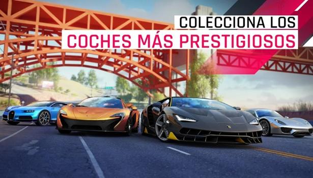 Descargar juegos de carreras de coches