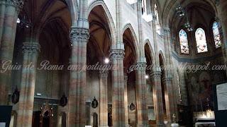 sagrado coracao sufragio guia brasileira roma - Igreja do Sagrado Coração em Sufrágio