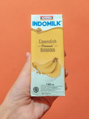indomilk pisang