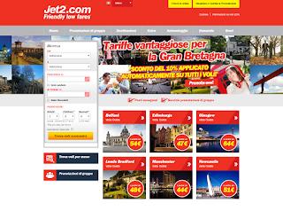 JET2 - vola verso oltre 77 destinazioni in più di 12 paesi europei e isole!