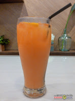 orange, carrots and ginger, Yummy All-Day Brunch Meals at Little Owl Cafe