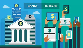 Traditional Banks vs Fintechs – The Threat to Financial System Dominance