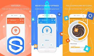 Aplikasi 360 Security Antivirus untuk Android