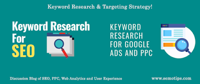 Keyword Research Strategy for SEO and PPC
