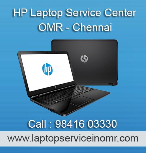 HP Laptop Service Center In OMR, Chennai