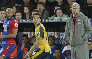 'Why We Lost To Crystal Palace'- Arsenal Boss Wenger Finally Reveals