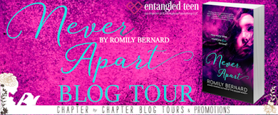 http://www.chapter-by-chapter.com/tour-schedule-never-apart-by-romily-bernard/