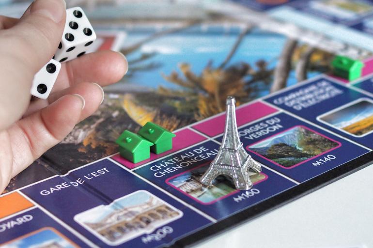 Partie de Monopoly France