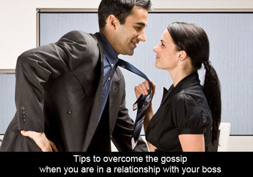 how to have a romantic relationship with your boss