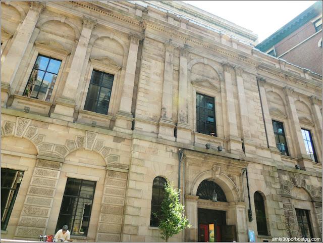Viernes de Museos Gratis en Massachusetts 2017: BOSTON ATHENAEUM