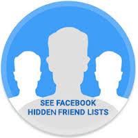 hidden facebook friends