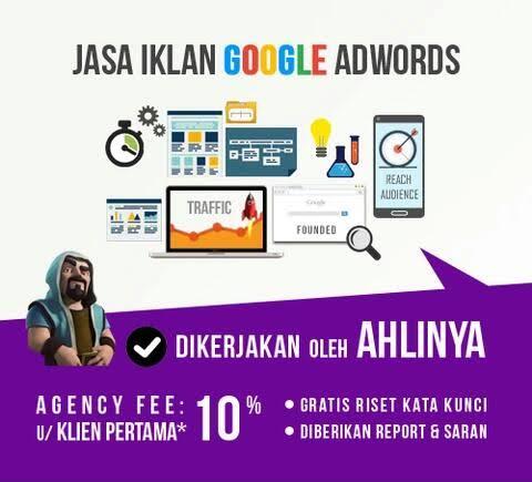 Jasa Pasang Iklan Adwords Situs Judi Togel Online | Iklanjempol.com