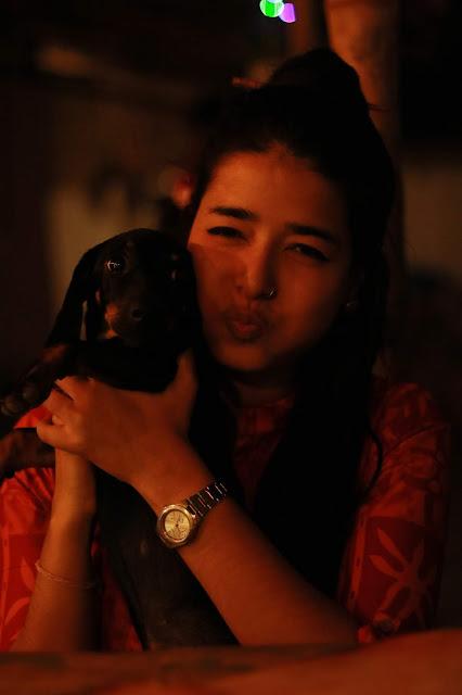 pet lover mera look vook
