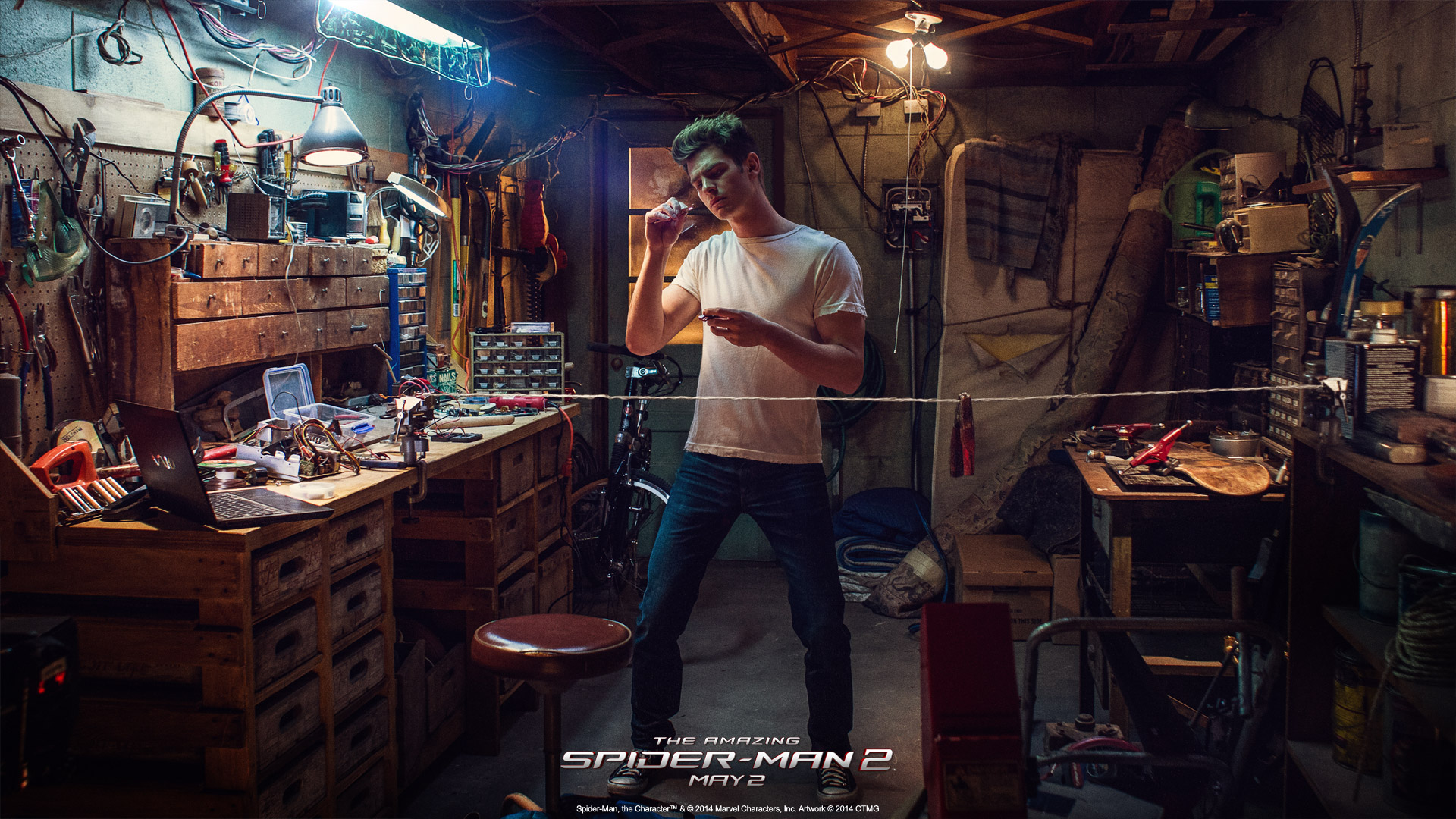 Blogging By Cinema-light: The Amazing Spider-Man 2