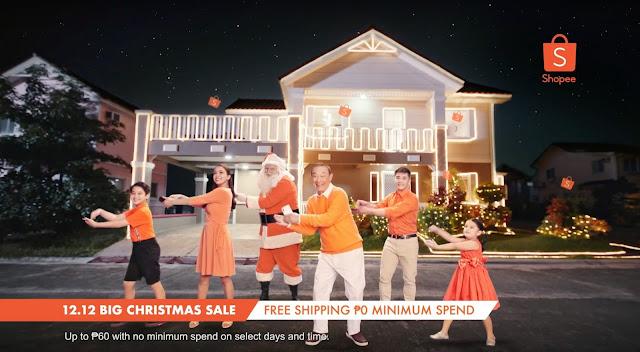 Shopee Unveils New Christmas Jingle with Jose Mari Chan on Shopee 11.11 Big Christmas TV Special