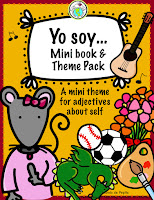 Yo soy Theme Pack for Spanish class