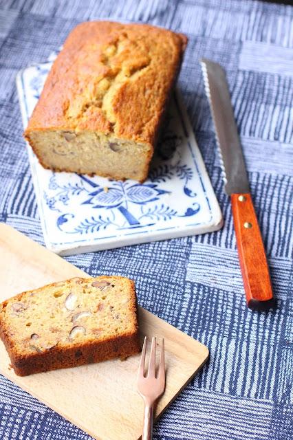 banana bread recette