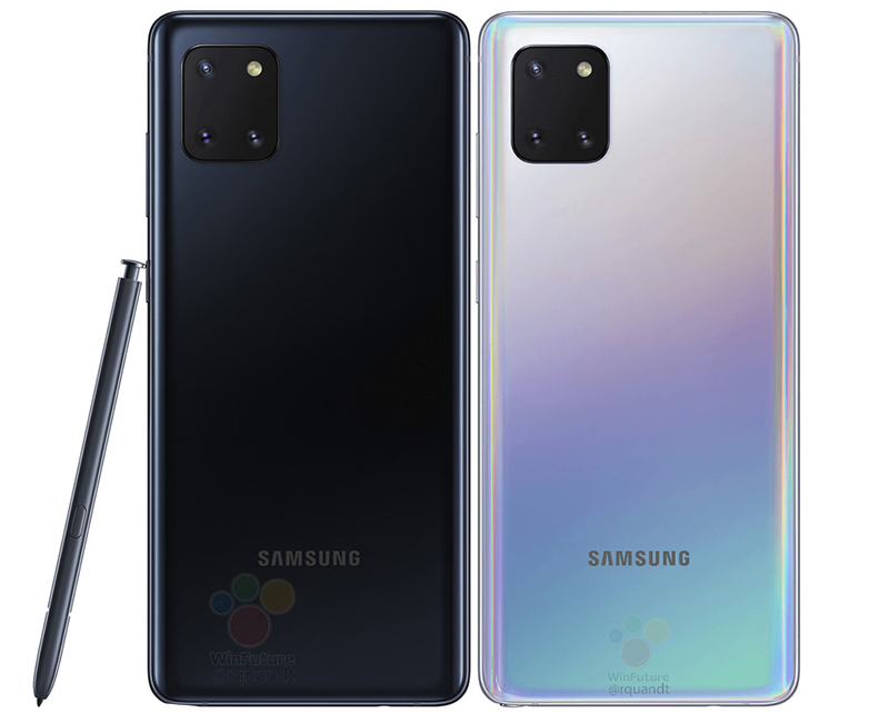 Detailed specs of alleged Samsung Galaxy Note10 Lite appears online