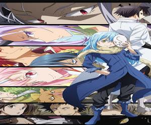 Tensei Shitara Slime Datta Ken 2nd Season 08/?? [Sub-Español][Segunda Temporada][MEGA-MF-GD][HD-FullHD][Online]