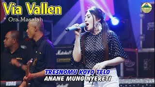 Download Lagu Via Vallen Ora Masalah Mp3