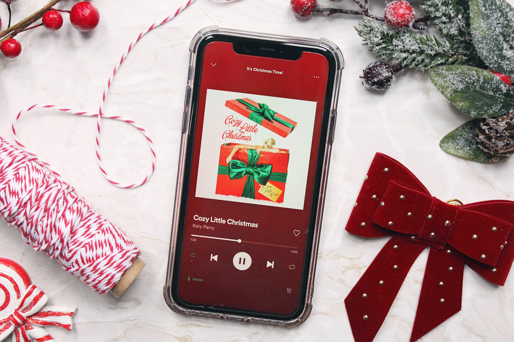 The Ultimate Christmas Spotify Playlist