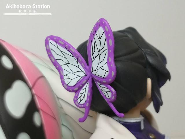 Review de Figuarts ZERO Shinobu Kocho - Insect Breathing - Tamashii Nations.