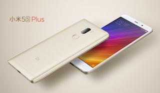 Xiaomi Mi 5s Plus, yang memiliki spesifikasi gahar yang di miliki