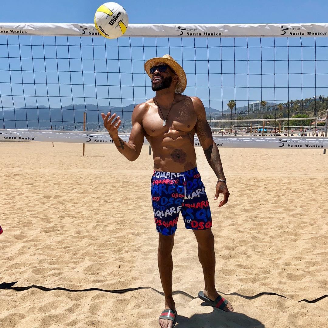 Agu Ukaogo: King Agu 15 Instagram Gym, Fitness Photos