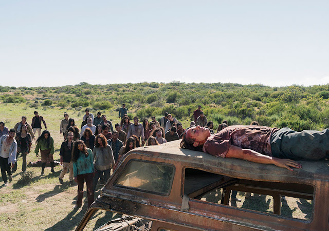 "2x08 ""Grotesque"" de 'Fear the Walking Dead'"