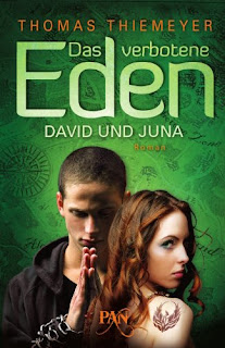 [Rezension] Das verbotene Eden 1: David und Juna – Thomas Thiemeyer