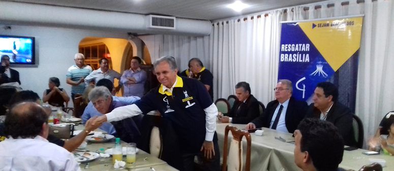 resgatar brasilia izalci lucas - atualidade politica - foto: Emerson Tormann