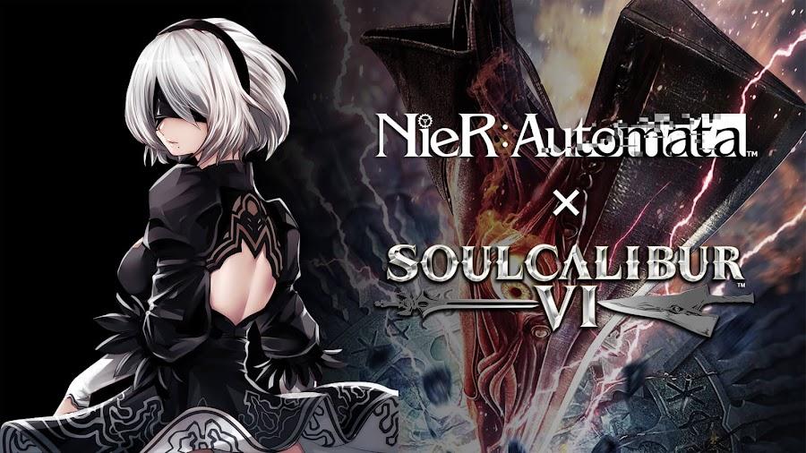 soulcalibur 6 nier automata 2b dlc character